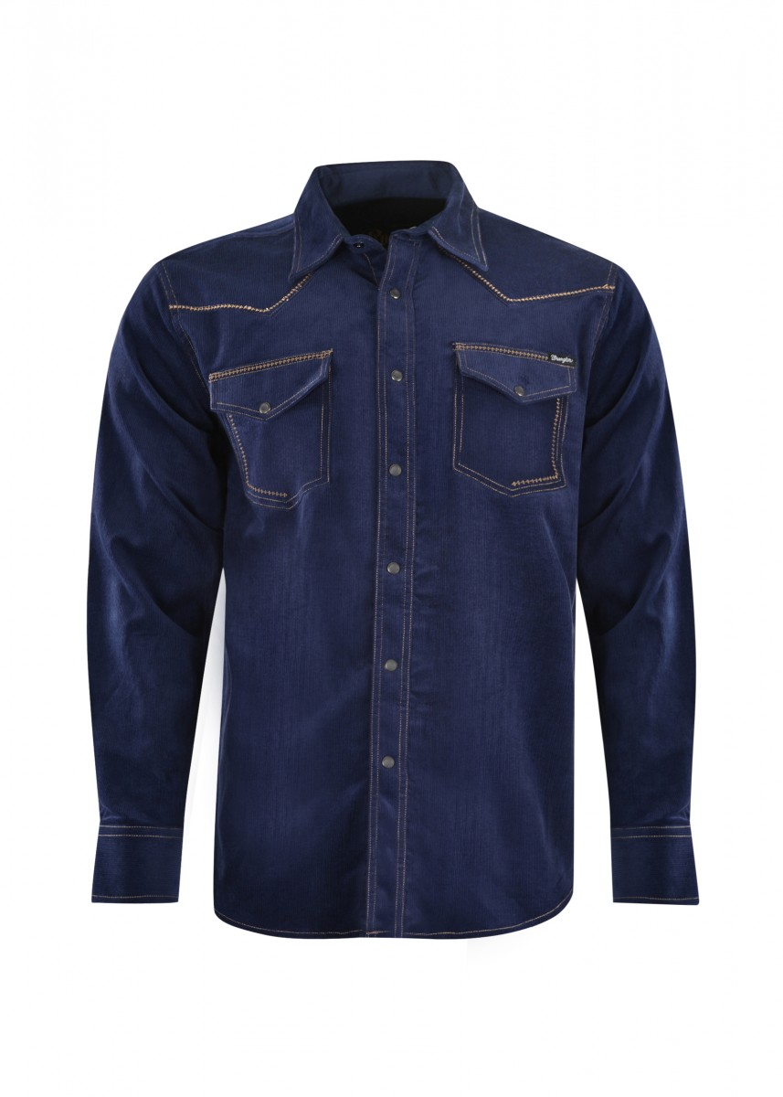 MENS ROCK 47 ANSON L/S SHIRT