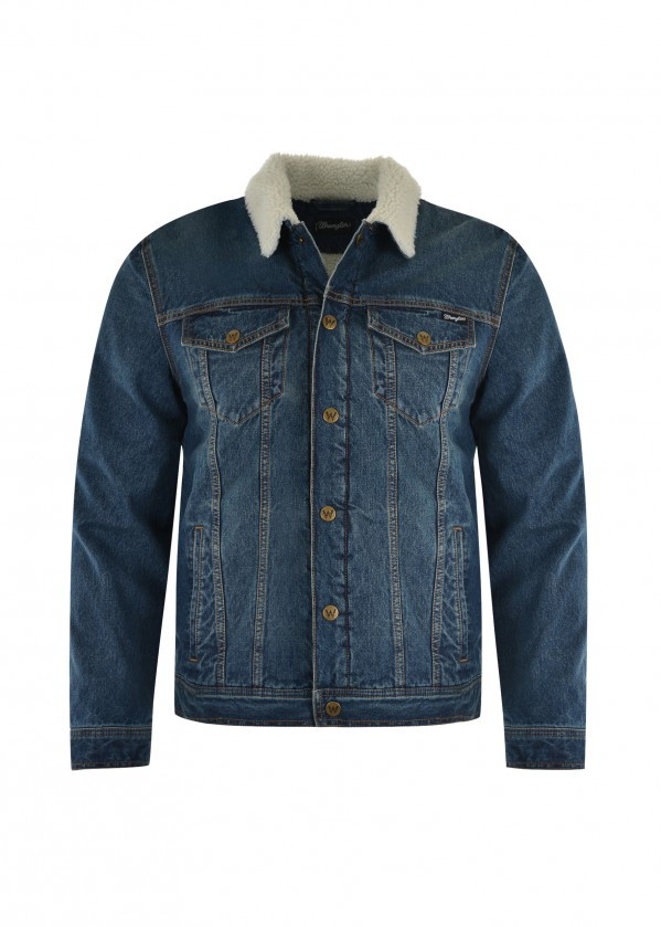 MENS BOWEN DENIM JACKET