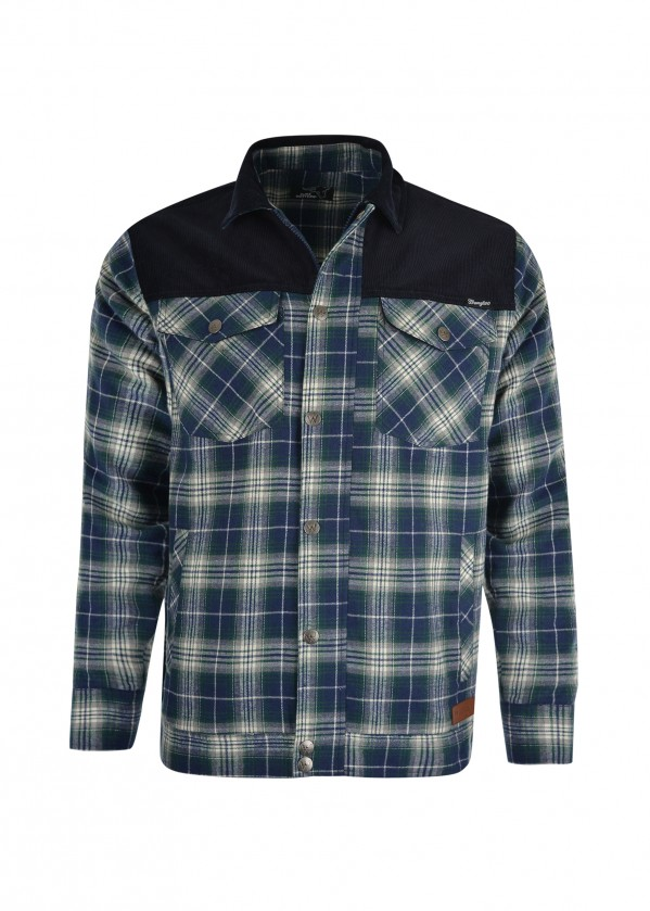 MENS BEAUMONT SHIRT JACKET