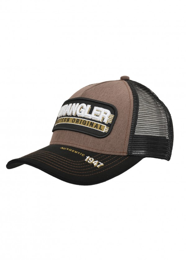 MENS DANIEL TRUCKER CAP