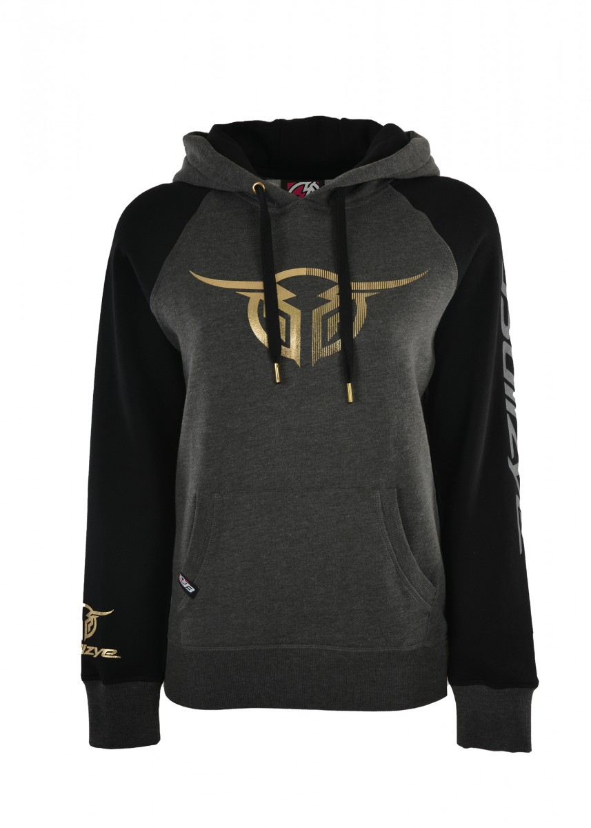 WOMENS AUTHENTIC PULLOVER HOODIE
