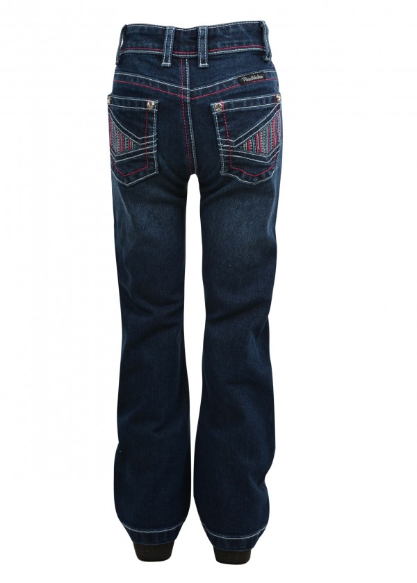 GIRLS JULIE BOOT CUT JEAN