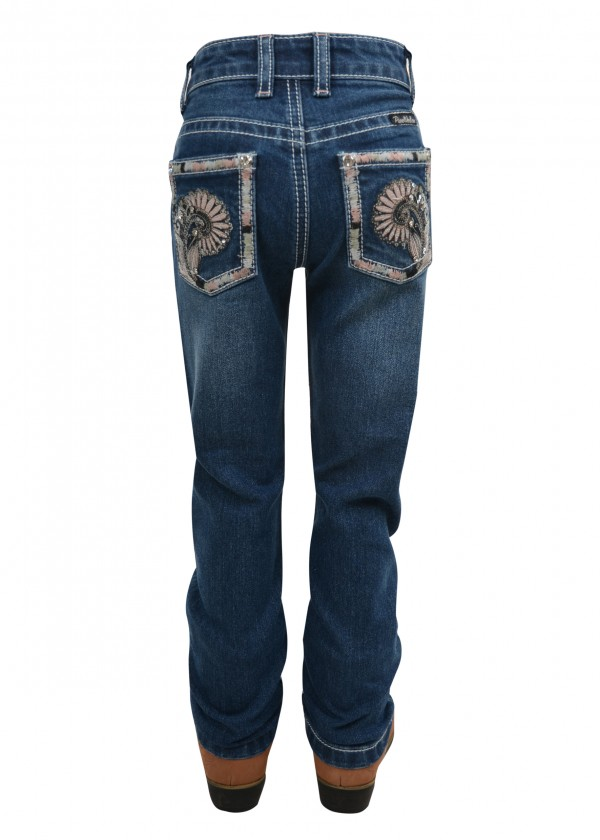 GIRLS SHAILENE SLIM LEG JEAN