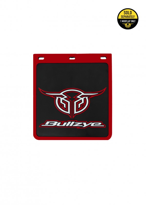 LOGO MUDFLAP SIZE A (Sold Individually As One Unit - Not 1 Pair)