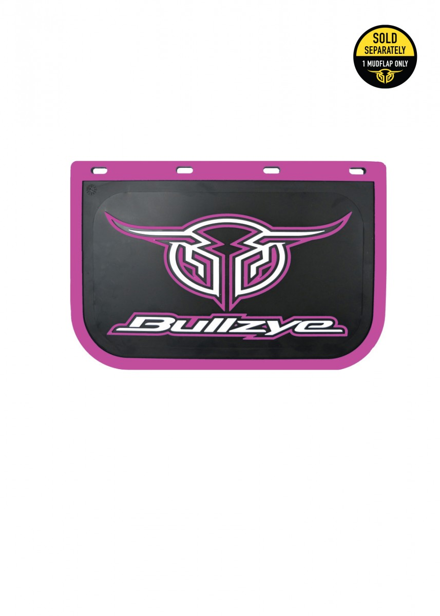 LOGO MUDFLAP SIZE D (Sold Individually As One Unit - Not 1 Pair)