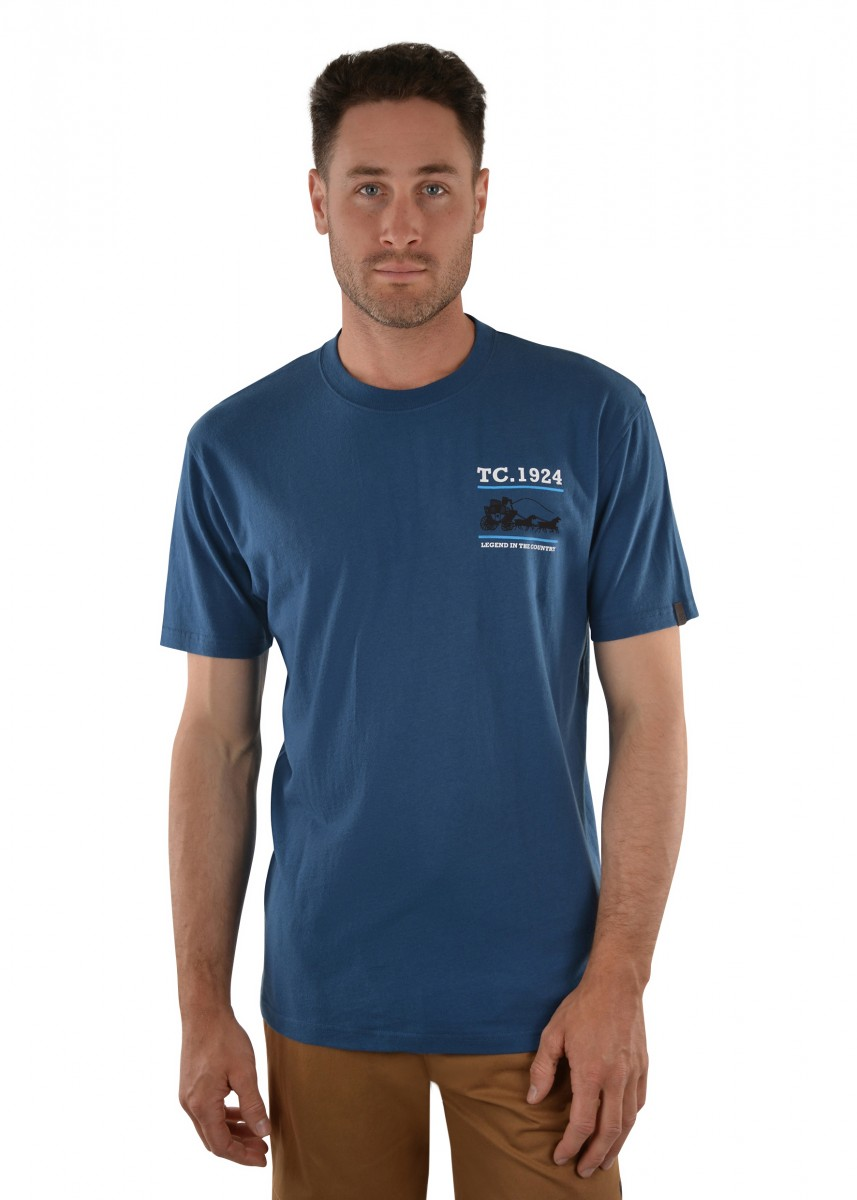 MENS CARRIAGE S/S TEE