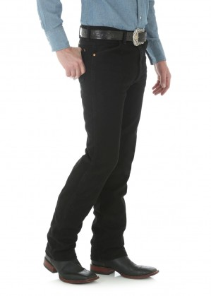 MENS COWBOY CUT SLIM FIT JEAN 36 LEG