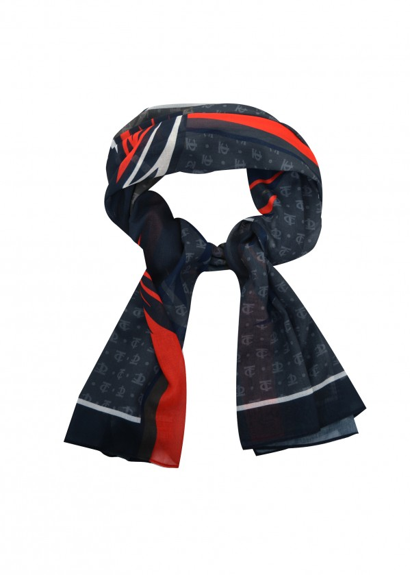 WOMENS EVERY DAY TC PRINT SCARF