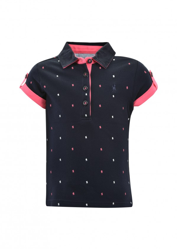 GIRLS LUCY S/S POLO