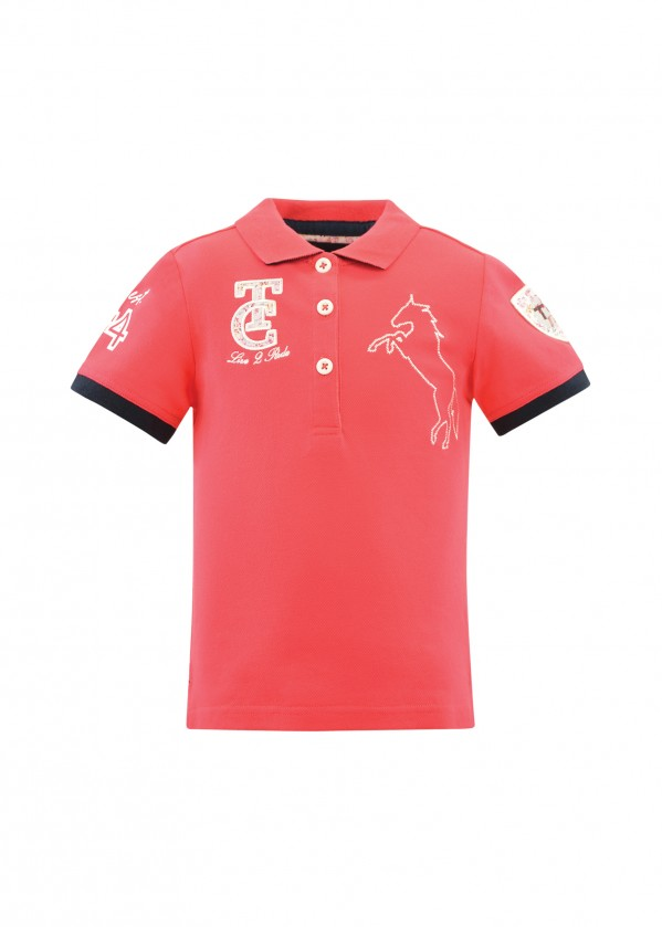 GIRLS SOPHIE S/S POLO
