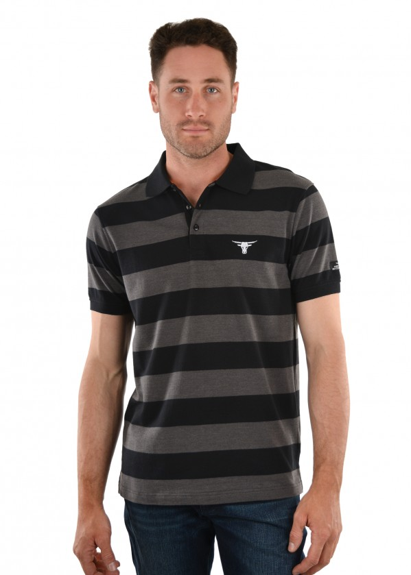 MENS MANNING S/S POLO