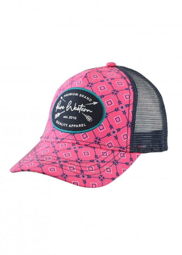 WOMENS LAURETTA TRUCKER CAP
