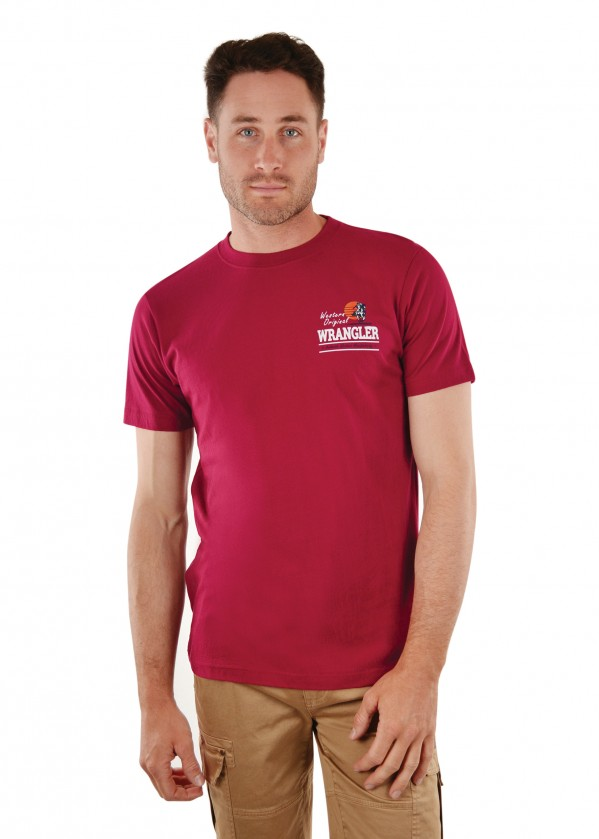 MENS CHISOLM S/S TEE