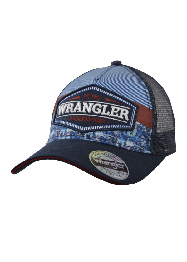 MENS HENRY TRUCKER CAP