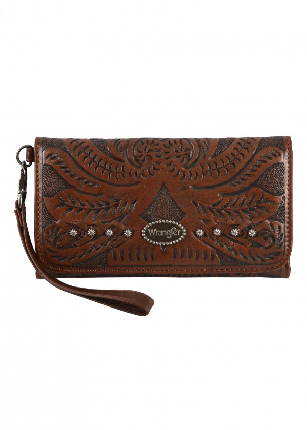 WOMENS EVELYN WALLET