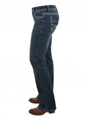 WOMENS ANGELINA JEANS - 33 INCH LEG