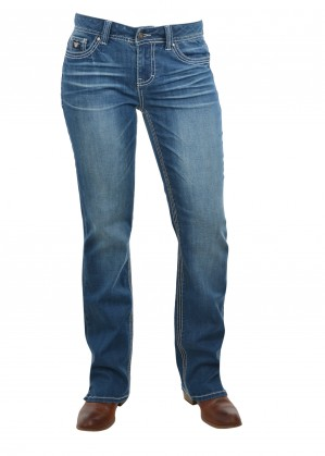 WOMENS MAYFAIR JEANS - 33 INCH LEG