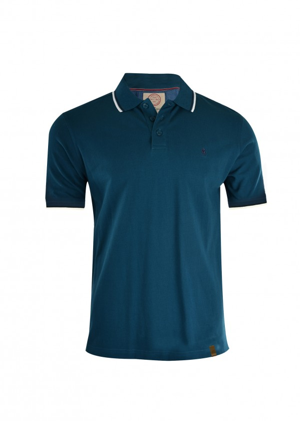 MENS FOSTER TAILORED S/S POLO