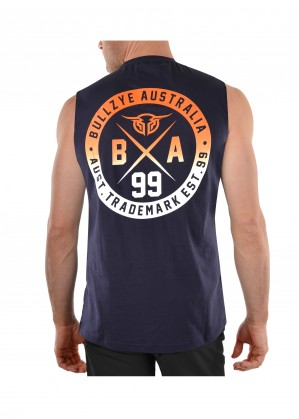 MENS BRANCH MUSCLE TANK