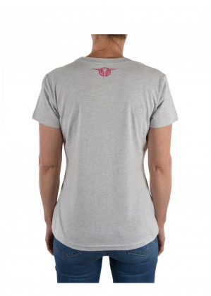 WOMENS FASTER CREW NECK TEE