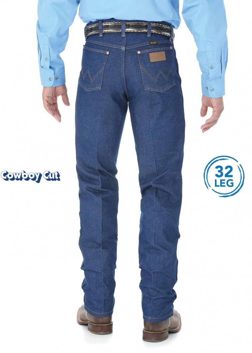 MENS COWBOY CUT ORIGINAL FIT JEAN 32 LEG
