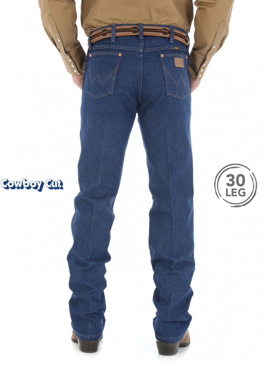 MENS COWBOY CUT ORIGINAL FIT JEAN 30 LEG