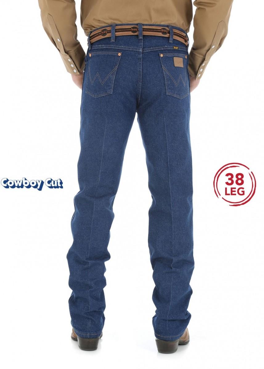 MENS COWBOY CUT ORIGINAL FIT JEAN 38 LEG