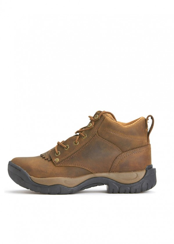 MENS ALL AROUND LACE UP