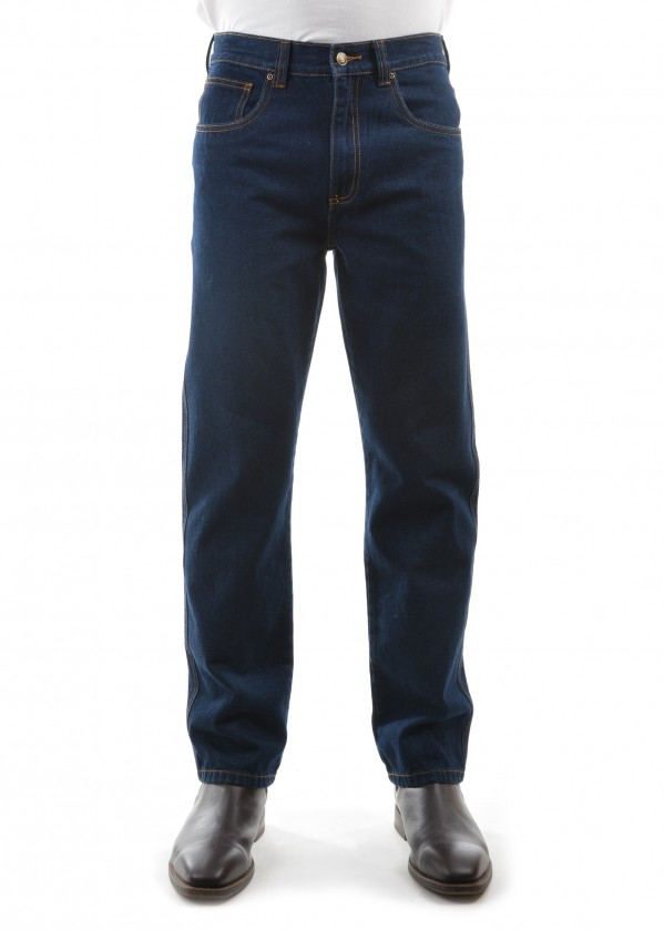 MENS DENIM JEAN - NON STRETCH 32 LEG