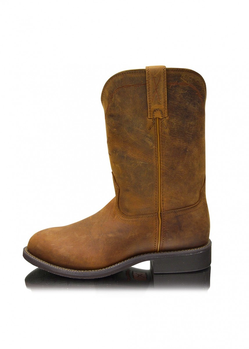 MENS ROPER - WATERPROOF LEATHER