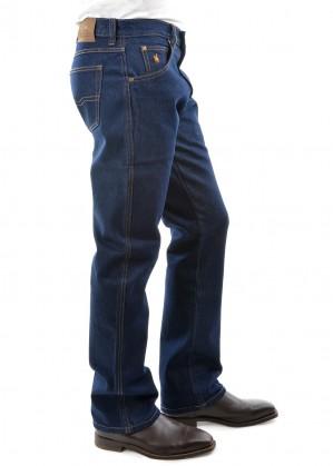 MENS 15oz DENIM WORK JEAN MID-REG-STRAIGHT 34 LEG