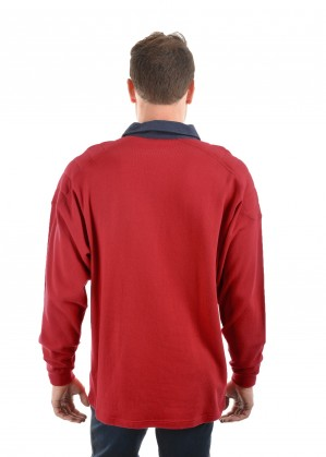 MENS BILL SHOULDER PANEL RUGBY