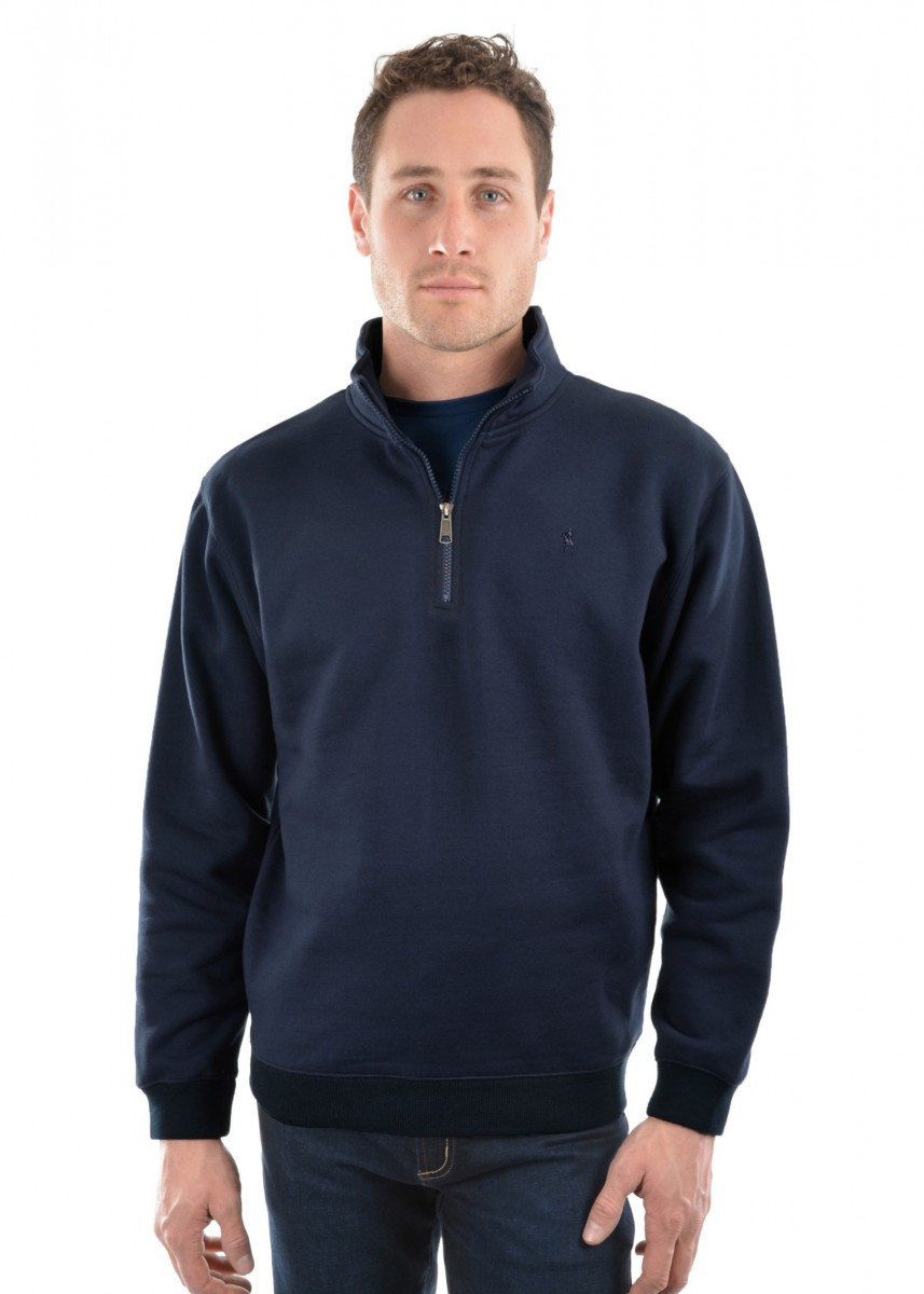 MENS FLINDERS FLEECE TOP