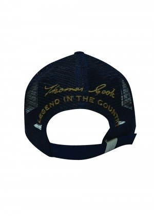 MENS THOMAS TRUCKER CAP