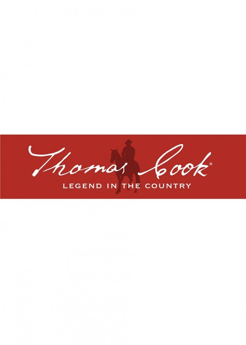 THOMAS COOK LEGEND STICKER