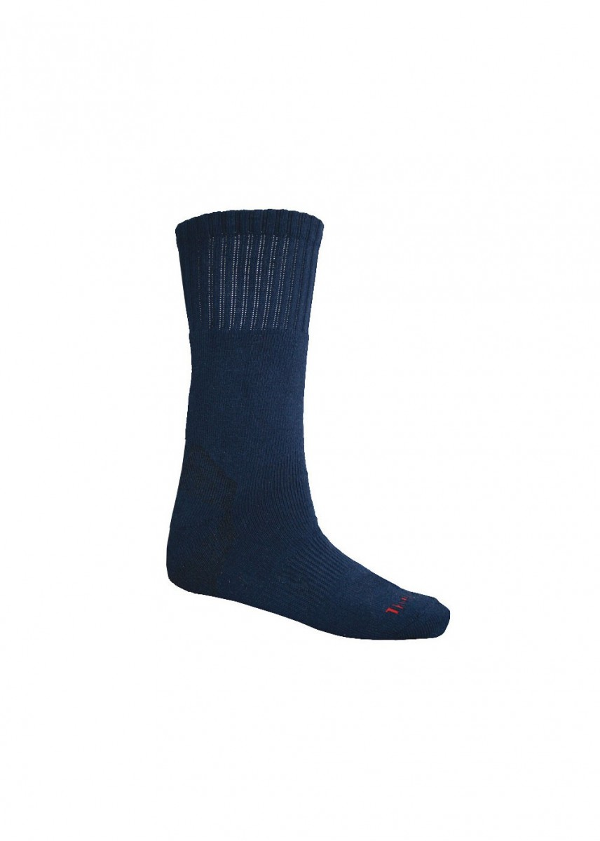 THOMAS COOK LOGO SOCKS - TWIN PACK