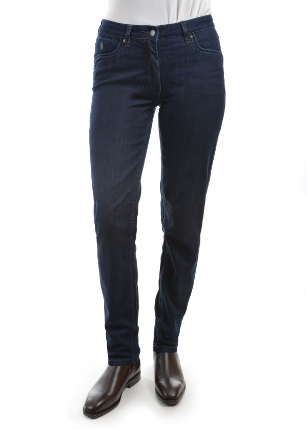 WOMENS LYNDA SLIM LEG WONDER JEANS - 32 LEG