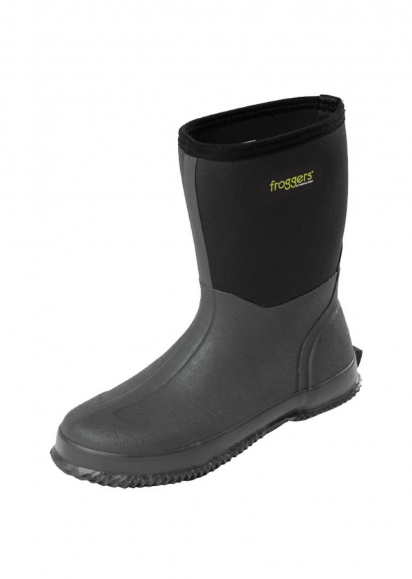 WOMENS FROGGERS SCRUB BOOT