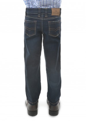 BOYS BASS STRETCH JEANS - REGULAR