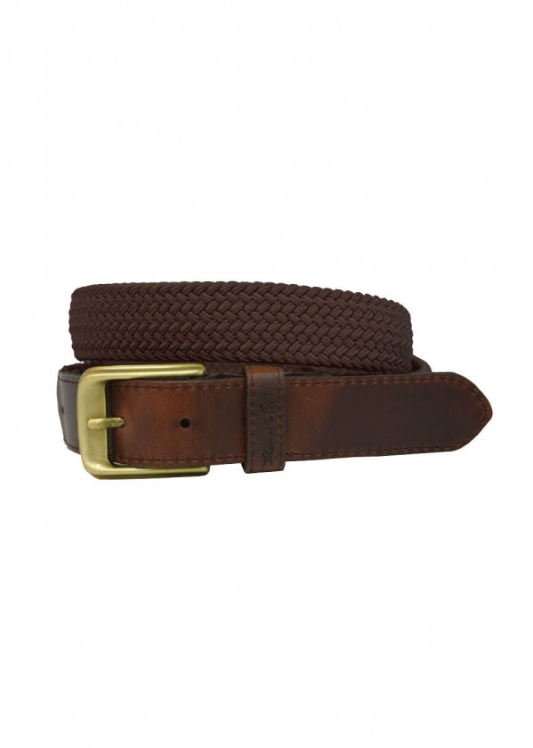 KIDS COMFORT WAIST PLAIT BELT