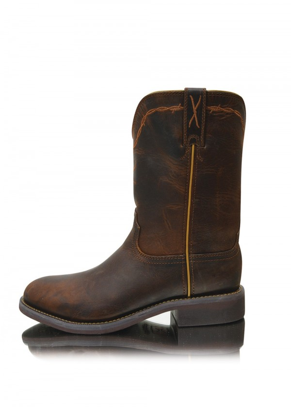 WOMENS ROPER - WATERPROOF LEATHER