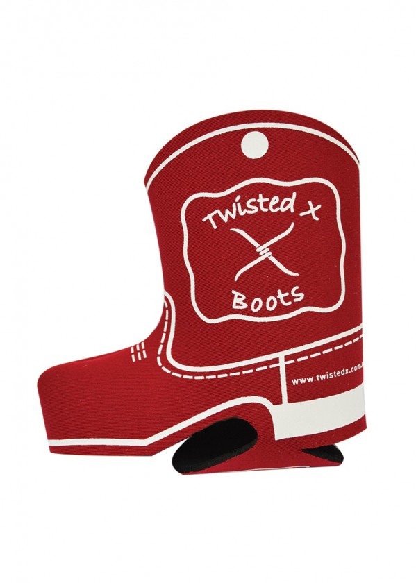 TWISTED X BOOTS LOGO - BOOT STUBBY HOLDER