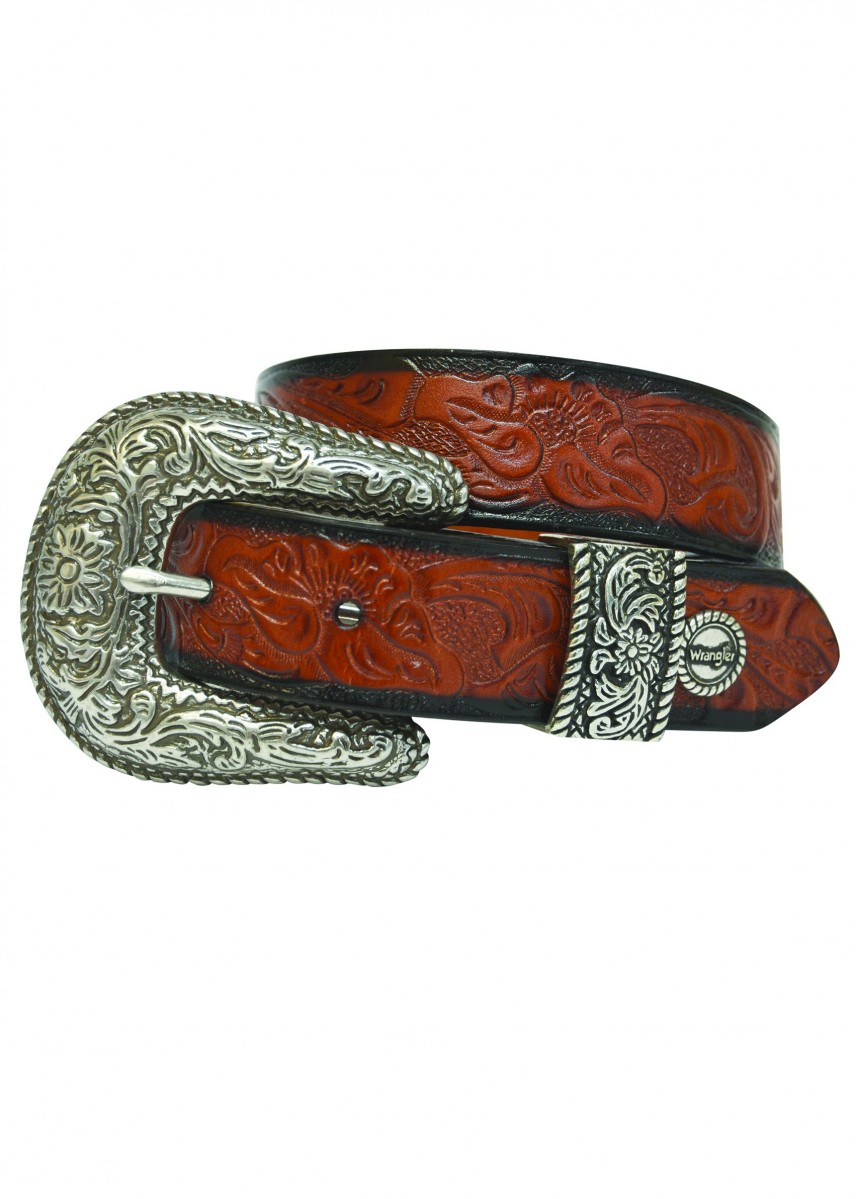 KIDS TOOLED BELT