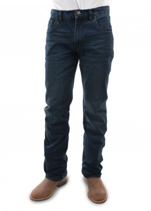 MENS HEATH SLIM STRAIGHT JEAN 34  LEG