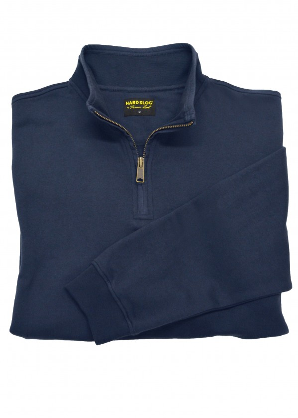 MENS 1/4 ZIP FLEECE TOP
