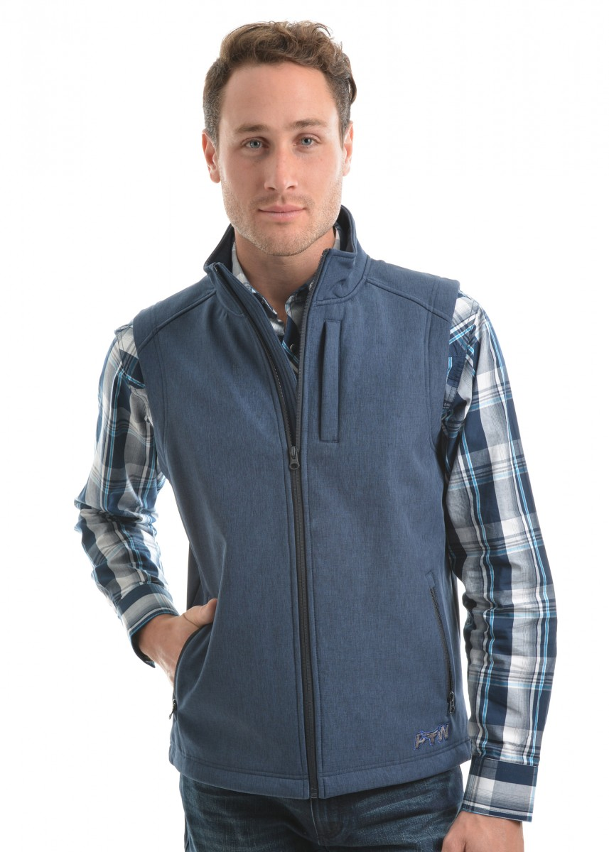 MENS RYLAND SOFT SHELL VEST