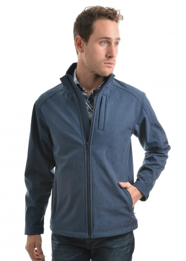 MENS RYLAND SOFT SHELL JACKET