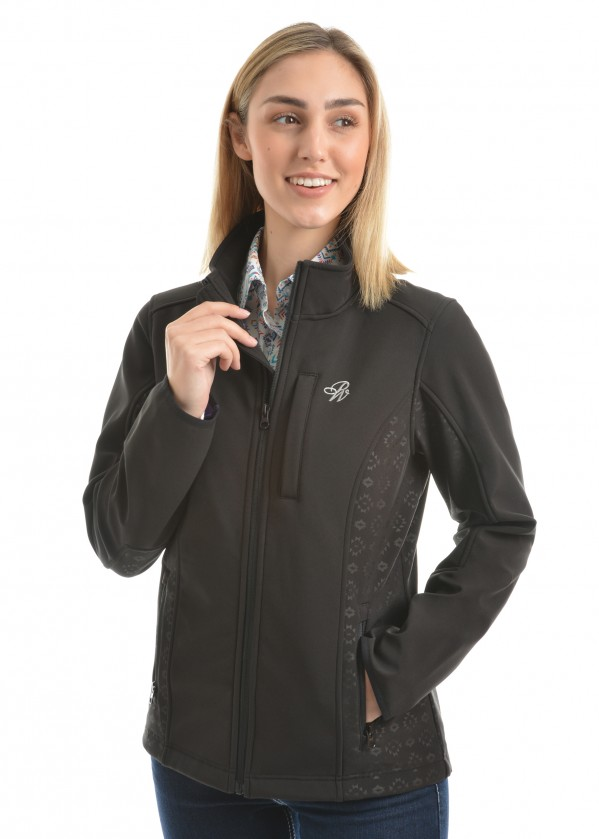 WOMENS NOVA SOFT SHELL JACKET