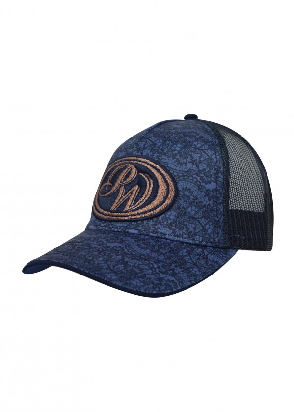 WOMENS DOLLY TRUCKER CAP