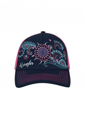 GIRLS LESLIE TRUCKER CAP